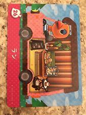 Sandy #26 Series 5 Animal Crossing New Leaf Welcome Amiibo Card