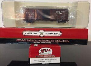 HO Atlas Master Line Nickel Plate Road 40 ft PS-1 Box Car