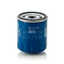 MANN-FILTER Oil Filter W 712/8