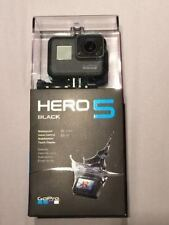 NEW GoPro Hero 5 Black Edition 4K Action Helmet Go Pro Waterproof Cam CHDHX-501