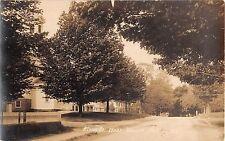 c.1910 RPPC Church Homes Main St. Hope Valley RI