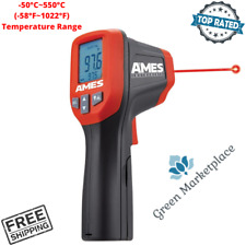 Non Contact Infrared Laser Thermometer 12:1 For Industrial Automotive Electrical