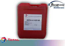 OLIO IDRAULICO TOTAL AZOLLA HZS 68 20L TANICA 20 LITRI