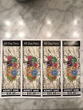 Paintball Usa tickets all day open play