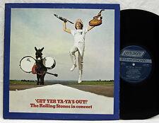 Rolling Stones        Get yer ya-yaá out           London        NM # K