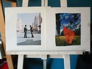 Pink Floyd -Wish you Were here -
