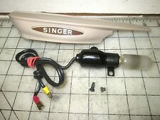 Singer 500A Sewing Machine Light Assembly with lamp