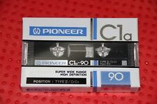 PIONEER  CIa   90   BLANK CASSETTE TAPE  (1)      (SEALED)