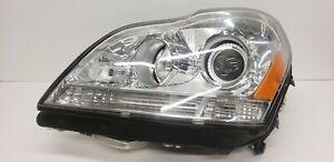 2010 2011 2012 Mercedes Benz GL450 GL550 Left HID OEM Headlight 12 11 10 12 Lamp