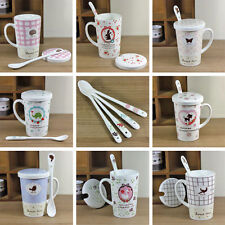 Ceramic/Pottery Animals Collectable Mugs