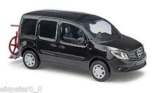 Busch 50661 MERCEDES BENZ CITAN with Bike Rack, H0 Car Model 1:87