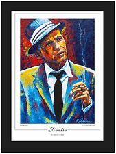 """Frank Sinatra"" Limited Edition Art Print By Patrick J Killian"