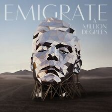 EMIGRATE - A Million Degrees, 1 Audio-CD