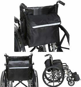 Rollstuhltasche Hinten Wasserdicht Oxford Rollstuhl Tasche Rollstuhl Rucksack