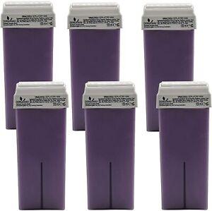 Dermawax Roll-on Weintrauben Wachspatronen Warmwachs Haarentfernung Enthaarung