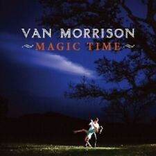 "VAN MORRISON ""MAGIC TIME"" CD NEUWARE!!!!!!!"