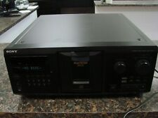 Sony CDP-CX355 Mega Storage Compact Disc 300 CD Changer Player - #2