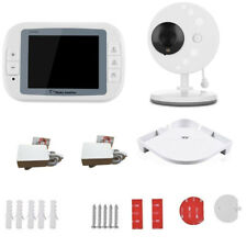 """3.5"""" HD LCD WIRELESS BABY MONITOR SECURITY CAMERA NIGHT VISION VIDEO AUDIO SOUND"""