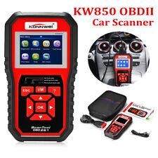 OBD2 OBDII EOBD Fault Code Reader Scanner Diagnostic Auto Engine Scan Tool KW850