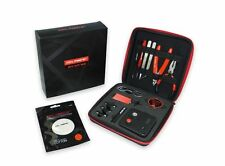 100% GENUINE Coil Master V3  DIY KIT SET Coil  Ceramic Tweezer Jig ohm Meter /./