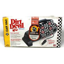 🔴 Vintage 1993 Royal Dirt Devil Model 08207 12 Volt Car Hand Vac ~ New Sealed