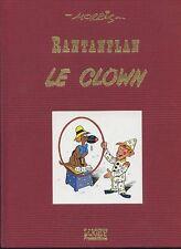 TIRAGE DE TETE RANTAMPLAN LE CLOWN TRES BEL ETAT