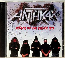 ANTHRAX - Attack Of The Killer B's CD (Best of B-Sides 1991 Reiss) Heavy Metal