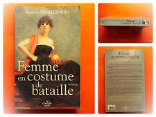 Femme en costume de bataille -Antonio Benitez-Rojo -éditions Je Cherche Midi