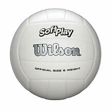 Wilson Volleyball White Soft Play