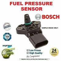 BOSCH FUEL PRESSURE SENSOR for IVECO DAILY III Chassis 29L14 2005-2006