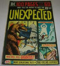 Unexpected #157 (Dc Comics 1974) 100 Page Issue (Fn-) Abominable Snowman