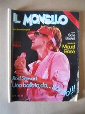 IL MONELLO n°50 1980 Alice Moon martin Ac-DC [G389]