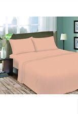 Mainstays Jersey Knit Pink Bedding Twin XL Sheet Set