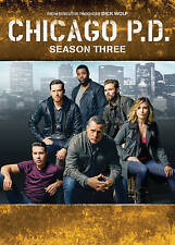 Chicago P.D.: Season 3 (DVD, 2016, 6-Disc Set, Canadian)