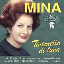 Mina - Tintarella Di Luna - 50 große Erfolge - 50 grandi successi CD *NEU*OVP*