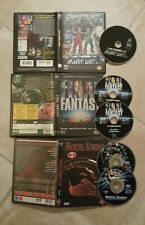 Super Mario Bros. / Final Fantasy / Mortal Kombat 1+2 - DVD - Sammlung