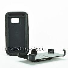 Otterbox Defender Samsung Galaxy S7 Rugged Hard Case w/Holster Belt Clip (Black)
