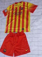 Ensemble maillot + short FC BARCELONA Barca fcb signed signé ARDA TURAN foot