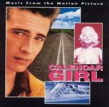 CALENDAR GIRL Cassette Movie Film Soundtrack DEL VIKINGS Hans Zimmer TEN CITY