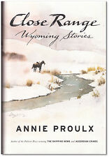 New listing Close Range - Signed by Annie Proulx - First Edition - Brokeback Mountain