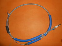 PEUGEOT 306 Estate (1997-2002) rear drums RH HAND BRAKE CABLE - BC2348