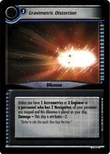 Star Trek 2E: Gravimetric Distortion [Mint/Near Mint] 2nd Edition Premiere STCCG