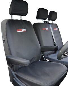 VW Transporter T5 Sportline Seat Covers - Tailored Heavy Duty
