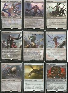 *Custom Commander Deck* Ulamog, the Ceaseless Hunger Eldrazi EDH Magic Card Mtg