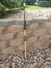 NEW 9' Telescopic Musky Rod Muskie Northern Pike Catfish Saltwater Fishing Snook