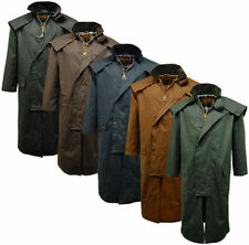 Men's Cotton Long Trench Coats, Macs Coats & Jackets