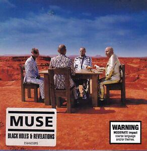 MUSE Black Holes & Revelations  CD   SirH70