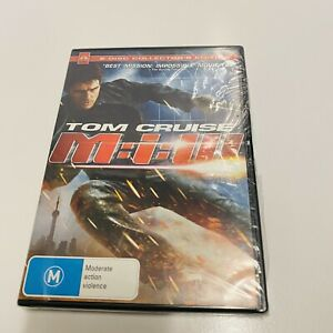 Mission Impossible  III  3 : 2 Disc : NEW DVD Still Sealed Collectors Edition