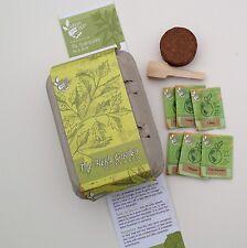 In The Koop: The Herb Garden, Seed Starter Kit