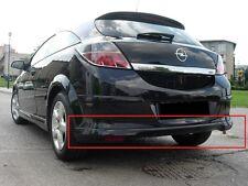 Opel Opel Astra H Mk 5 3d Gtc parachoques trasero cenefa / Spoiler Opc Look Nuevo